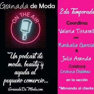 La moda y belleza de Granada en podcast