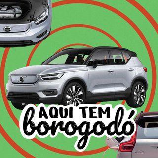 Volvo - Lançamento do primeiro veículo 100% elétrico