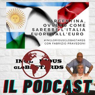 Argentina, ovvero come sarebbe l'Italia fuori dall'euro