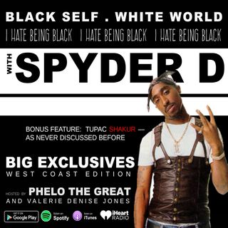 TUPAC REVISITED On Tennessee Takeover (Hosted by Phelo the Great) - Guest: Spyder D