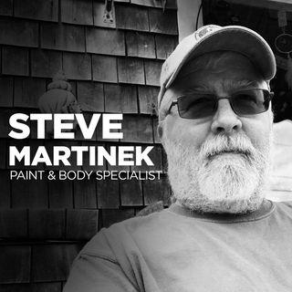 Steve Martinek