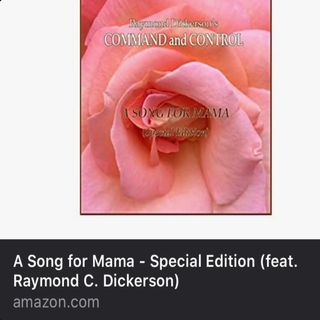 A Song For Mama By Raymond Dickerson