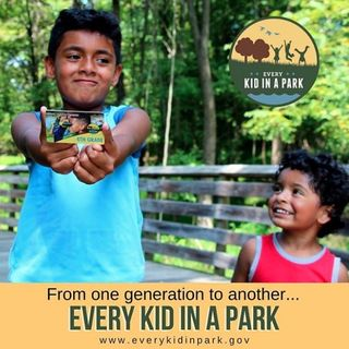 EP: 56 Every Kid In A Park Is Open To 4th Graders Across America