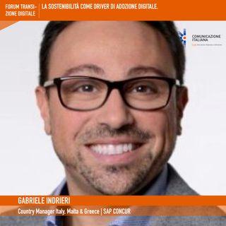 Forum Transizione Digitale 2021   Keynote Speech   La sostenibilità come driver di adozione digitale   SAP Concur