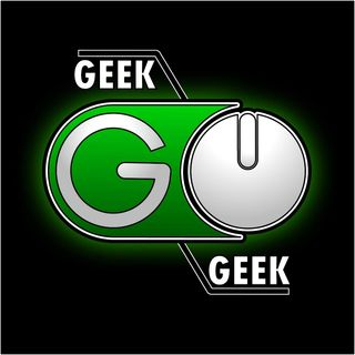 The Geek IO Show! Episode 290 LONG DRAMATIC VILLAIN CAPES