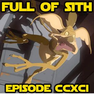 Episode CCXCI: Cassian, Monkey Lizards & More