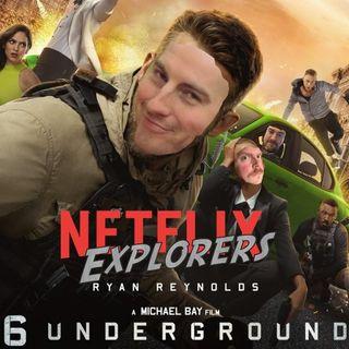 6 Underground + Christmas Break-In: A Yuletide Cast