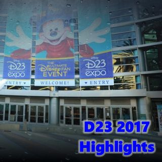 Daily 5 Podcast - D23 2017 Highlights