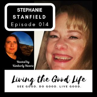 014 Stephanie Stanfield - Change a Word, Change Your Life