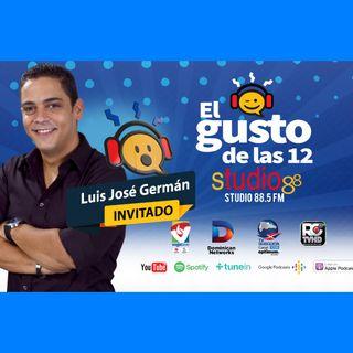 Episodio 93 - 6 Noviembre 2019 - Luis Jose German