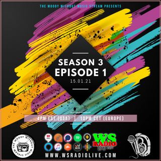 S3EP1 The Moody Without Music Stream - We are back !!