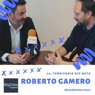 #TerritorioBigData04 con Roberto Gamero