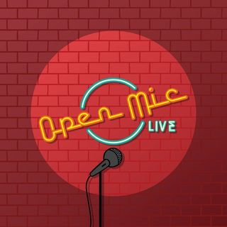 The Open Mic Show Live with Steve Starr and Cash West  #12