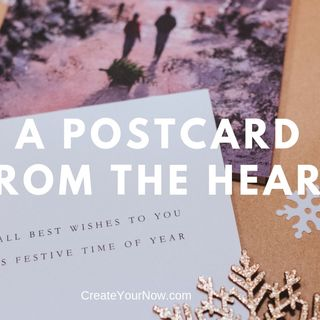1440 A Postcard from the Heart