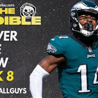 The Audible - Week 8 Waiver Wire Show - Fantasy Football 2021