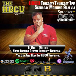 The HBCU Report-A New What?