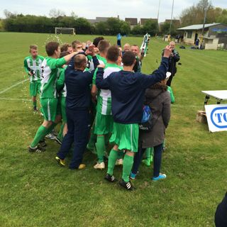 Welton Rovers promoted at Cheddar