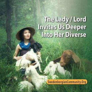 The Lady / Lord Invites Us Deeper Into Her Diverse Garden