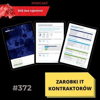 #372 Zarobki IT Kontraktorów