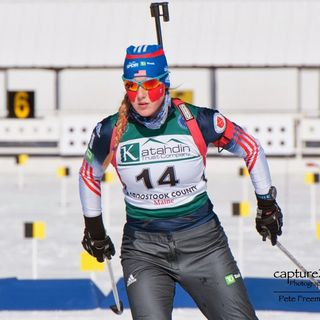The Olympic Show: Guest Biathlon Maddie Phaneuf