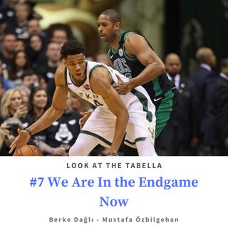 We Are In the Endgame Now - Spor