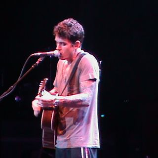 John Mayer Live at Comcast Center on 2008-07-12