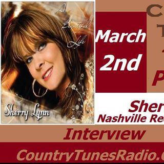 Sherry Lynn Interview 3/02/15