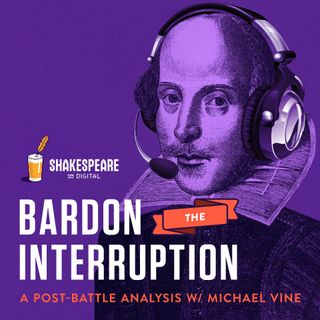 Battle of the BARD: Rounds 1 & 2 Recap (Michael Vine, guest Laurie Winkel)