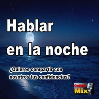 Hablar en la noche: Llamada de Andrés
