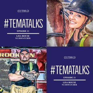 #TemaTalks Episode 11: Lisa Rouse