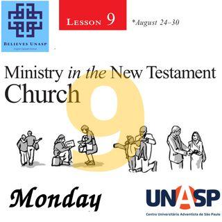 Sabbath School Aug-26 Monday