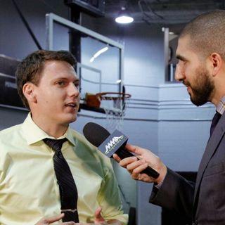 .@JedKMeshew of @mmafighting talks about #UFC202