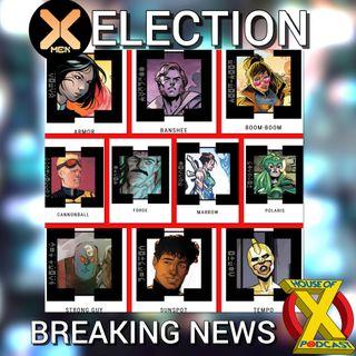 X-MEN ELECTION!