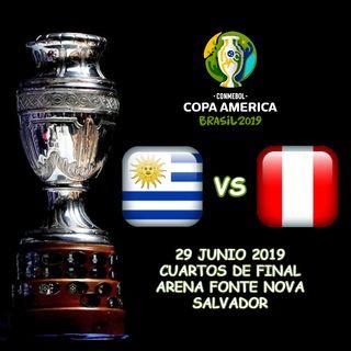 Uruguay vs Perú en VIVO