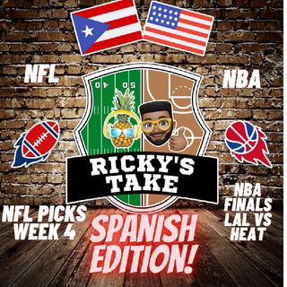 NFL WEEK 4 PICKS( SPANISH EDITION)