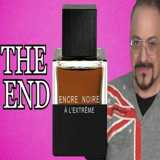 THE END ENCRE NOIRE A L'EXTRÉME PERFUME