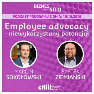 006: Employee advocacy - niewykorzystany potencjał - Marcin Sokołowski i Bartek Ziemiański w Chillizet
