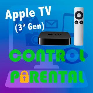 Restricciones Apple TV (3ª Generación)