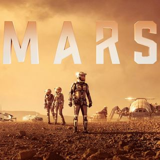 To Mars! With National Geographic
