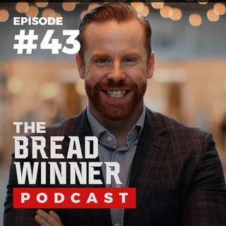 Jayson Siano  || Episode #44 || The BreadWinner Podcast ft. Tyler Harris