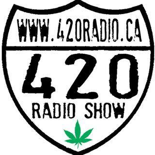 The 420 Radio Show - April 17, 2015