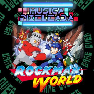 Megaman Dr. Wily Revenge (GB)