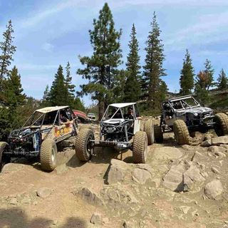 Episode 117: A Campfire Chat with Ultra4 Racers Eric, Kris, and Justin Wicks!!!
