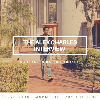 The Alex Charles Interview.