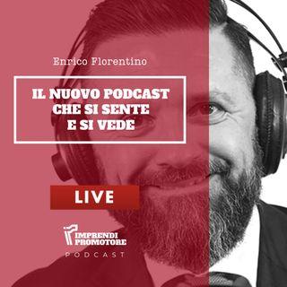 117 - La consulenza può essere solo online? Perché no! – con Enrico Florentino