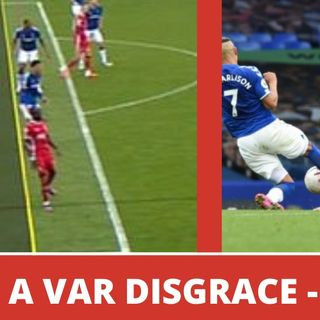 A VAR DISGRACE  | FB4 PODCAST