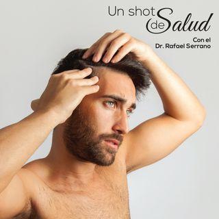 ¿Por qué se te cae el cabello?