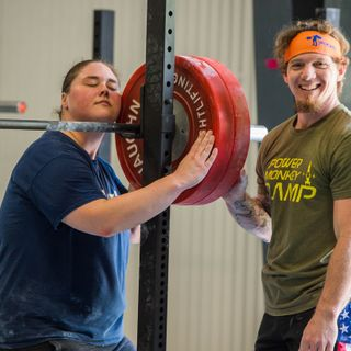 Q&A #1: Heavyweight Health, Lifting While Parenting, & Being Elite