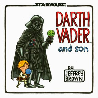 Vader's Little Princess? Only in Jeffrey Brown's mind! INTERVIEW