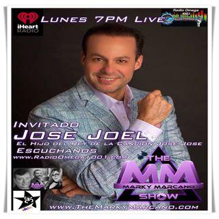Esta Noche Invitados Jose Joel El Hijo del Principe de la Cancion